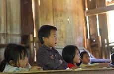 Tỷ lệ trẻ em ngoài nhà trường giảm mạnh qua các năm
