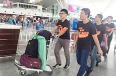 Tổ chức bán vé tàu, xe tại trường cho sinh viên về quê đón Tết