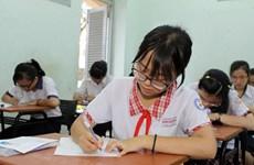 Ba trường hợp ưu tiên được cộng điểm trong kỳ thi vào lớp 10