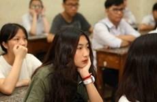 Có 354 thí sinh vắng mặt trong buổi thi môn Ngữ văn vào lớp 10