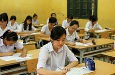 Gợi ý giải đề Toán kỳ thi tuyển sinh vào lớp 10 tại Hà Nội