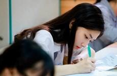 Thi trung học phổ thông quốc gia 2018: Sẵn sàng trước giờ G