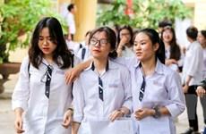 Đề thi chính thức môn Hóa học kỳ thi trung học phổ thông quốc gia