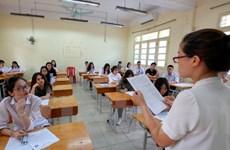 Đề thi chính thức môn Sinh học kỳ thi THPT quốc gia 2018