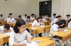 Thi THPT quốc gia: Đề thi Lịch sử tiếp tục bị lọt ra ngoài