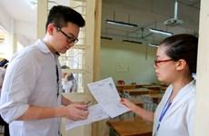 73 thí sinh vi phạm quy chế bị đình chỉ trong kỳ thi THPT quốc gia