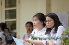 Thầy giáo dạy Toán trường Lương Thế Vinh khóc khi làm thử đề thi THPT
