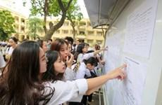 Xét tương quan ba yếu tố, điểm chuẩn đại học sẽ giảm từ 1 đến 3 điểm?