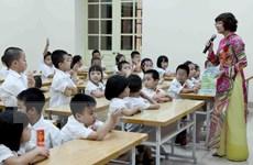 Yêu cầu giáo viên phải biết ngoại ngữ: Nên có lộ trình phù hợp