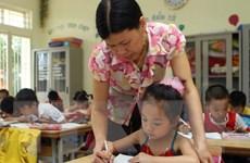Bộ trưởng dạy Toán 1 mà không cho học sinh viết vào sách, tôi bỏ nghề