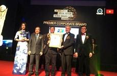 Việt Nam lần đầu nhận giải Thương hiệu tổ chức giáo dục xuất sắc