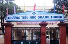 Bộ Giáo dục yêu cầu Hà Nội báo cáo việc giáo viên phạt tát học sinh