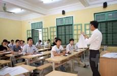 Bộ Giáo dục công bố đề thi minh họa kỳ thi THPT quốc gia 2019