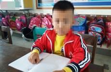 Quảng Bình: Tạm đình chỉ công tác giáo viên tát học sinh nhập viện