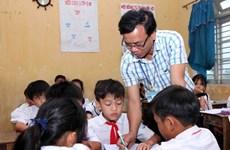 Thành bại đổi mới giáo dục phụ thuộc rất lớn vào các thầy cô