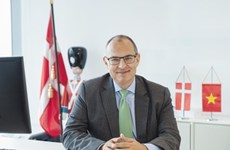 Tân Đại sứ Đan Mạch gửi lời chúc Tết Kỷ Hợi bằng tiếng Việt