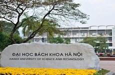 Ba ngành học của Đại học Bách khoa Hà Nội lọt nhóm 550 trên thế giới