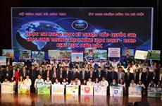 Khai mạc Cuộc thi Khoa học kỹ thuật cấp quốc gia dành cho học sinh