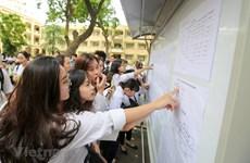 Vụ gian lận điểm thi ở Hòa Bình: 56 thí sinh sẽ bị hủy kết quả thi