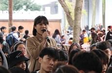 Hàng nghìn học sinh dự Ngày hội Tư vấn tuyển sinh-hướng nghiệp 2019