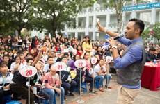 Khai mạc cuộc thi Olympic Tiếng Anh tiểu học thành phố Hà Nội