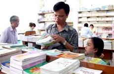 Nhà xuất bản Giáo dục Việt Nam công bố tăng giá sách giáo khoa
