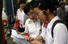 Bình Thuận tổ chức thi lại cho học sinh lớp 12 toàn tỉnh vì lộ đề