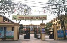 Sở Giáo dục Hà Nội báo cáo vụ thầy giáo bị tố dâm ô nam sinh