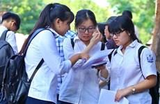 Giao các sở giáo dục và đào tạo chủ trì Kỳ thi THPT quốc gia
