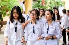 Gấp rút chuẩn bị cho kỳ thi Trung học phổ thông quốc gia năm 2019
