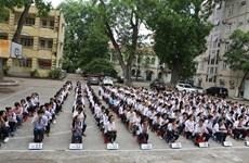 Hà Nội: Chạy nước rút cho cuộc đua vào lớp 10 trường công lập