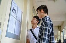 Đề thi chính thức môn Toán kỳ thi tuyển sinh vào lớp 10 của Hà Nội