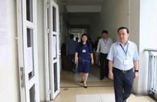 Sở Giáo dục và Đào tạo Hà Nội: Kỳ thi đang diễn ra theo đúng yêu cầu