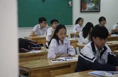 Hà Nội: Đề thi chính thức môn Ngữ văn kỳ thi Tuyển sinh vào lớp 10