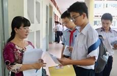 Tra cứu điểm thi Kỳ thi Tuyển sinh vào lớp 10 THPT của Hà Nội
