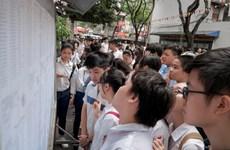 Hà Nội: Hàng loạt điều chỉnh hỗ trợ thí sinh tra cứu điểm thi vào 10