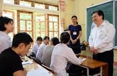 """Thứ trưởng Bộ Giáo dục """"bật mí"""" về đề thi THPT quốc gia 2019"""