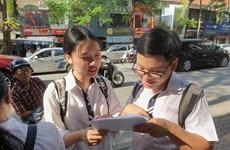 Gợi ý đáp án đề thi môn Tiếng Anh kỳ thi THPT quốc gia 2019