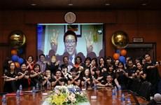 Sinh viên Việt Nam hoàn thành chương trình đại học trong 20 tháng