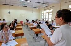 Tra cứu điểm thi THPT quốc gia đa chức năng trên VietnamPlus