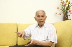 GS Hoàng Tụy: Từ tuổi thơ khốn khó đến nhà toán học hàng đầu thế giới
