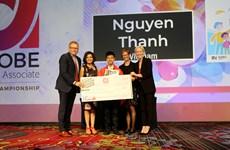 Học sinh Việt đoạt giải tại Cuộc thi Vô địch Thiết kế đồ họa thế giới