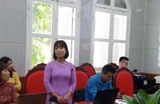 Giáo viên Hà Nội nuôi ếch xanh, giúp học sinh thành phố làm nông dân