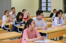 Sẽ tổ chức thi trung học phổ thông quốc gia nhiều đợt mỗi năm