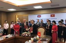 Việt Nam và Vương quốc Anh tăng cường hợp tác về giáo dục đào tạo