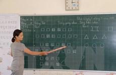Sách công nghệ giáo dục và sự hồi sinh của giáo dục Lào Cai