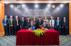 Sở Giáo dục Hà Nội ký kết thỏa thuận hợp tác giáo dục với New Zealand