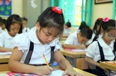 Giáo viên lớp 1 sốt ruột chờ tập huấn sách giáo khoa mới