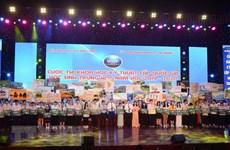 75 dự án đoạt giải cuộc thi Khoa học kỹ thuật cấp quốc gia
