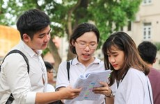Đa dạng phương thức xét tuyển, rộng cửa đỗ đại học cho thí sinh